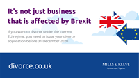 Brexit doesn't just affect businesses