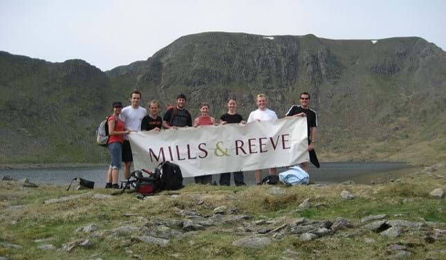 Mills Reeve Charity Challenge 2008